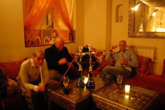 Atmosfere marocchine nella metropoli