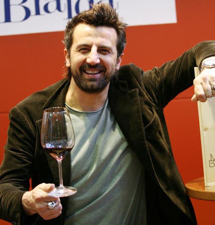 Omar Pedrini: Poesie di vino