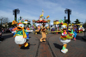 disney paris momenti