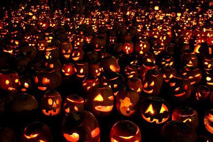 Zucche di halloween vivereinviaggio - Disegni di zucche ...