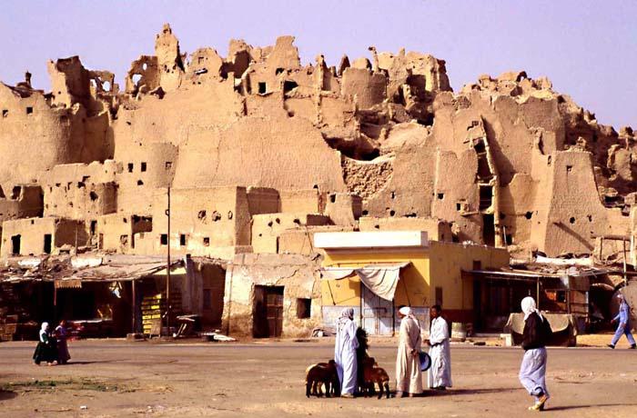 Il Grande Mare di Sabbia egiziano