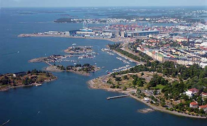 Helsinki primavera di design vivereinviaggio for Capitale finlandese