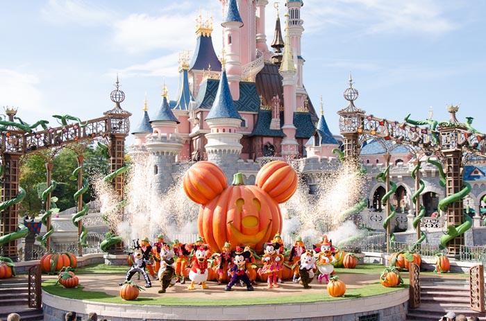 I giorni irripetibili di Disneyland Paris