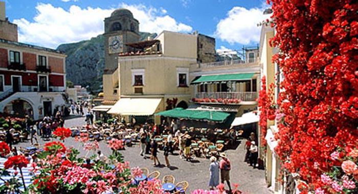 A Capri la cucina stellata di Gianfranco Vissani