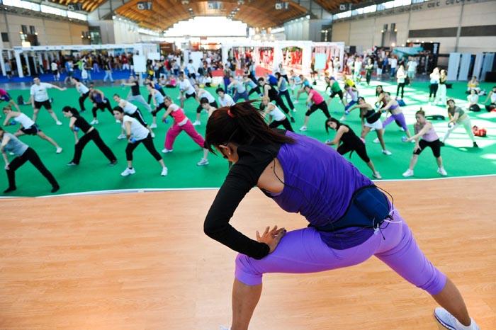 Rimini Wellness, energia on stage