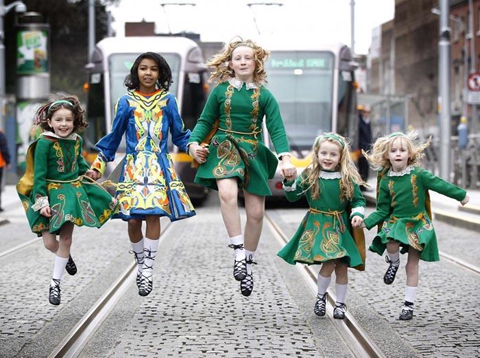 Da Dublino a Milano, il mondo festeggia San Patrizio
