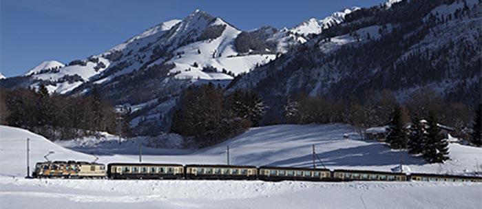 Svizzera, arriva il treno del formaggio