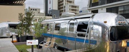 The Airstream Trailer Park