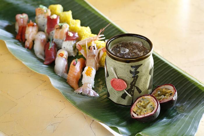 Milano, la cucina giapponese sposa il cocktail d'autore