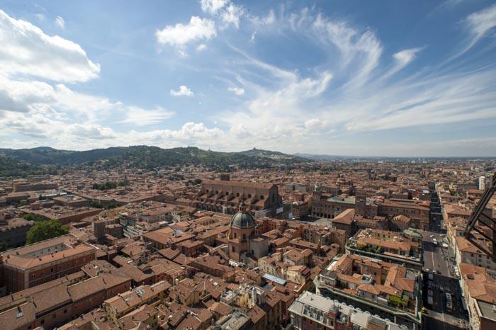 Bologna, un autunno a regola d'arte