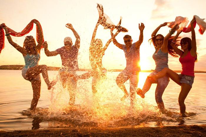Un weekend per single sulla spiaggia del Trasimeno