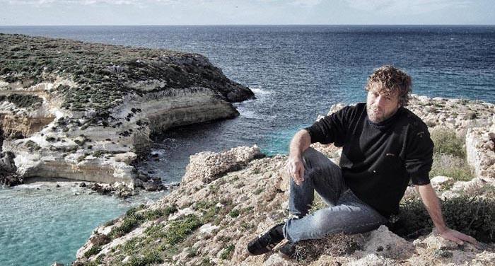 """Massimo Ciavarro: """"Il mio punto fermo è Lampedusa"""""""