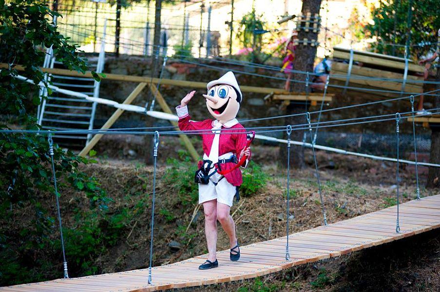 Pinocchio, i sessant'anni del Parco