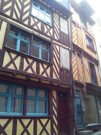 casa a graticcio Rennes