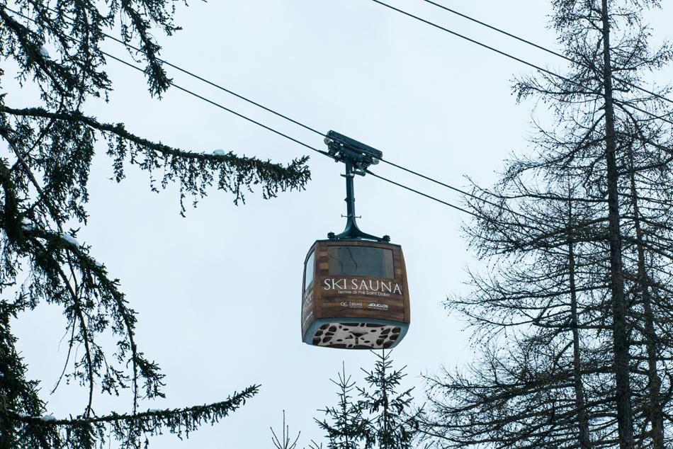 La Thuile, una ski sauna a 2000 metri