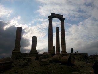 Amman Tempio di Ercole