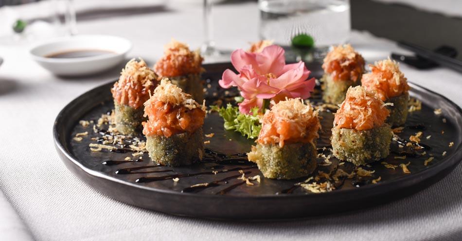 Berimbau, arriva la cucina nippo-brasiliana