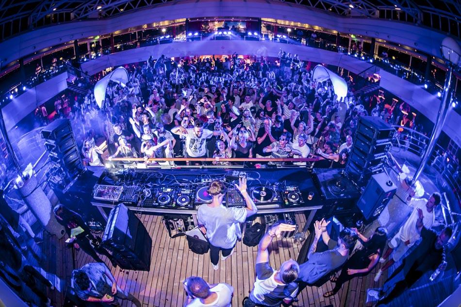 MDRNTY Cruise, la musica elettronica va in crociera