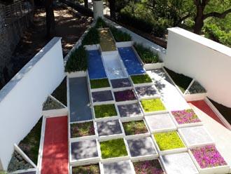 Villa Noailles I giardini cubisti