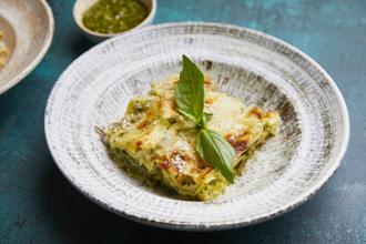 La lasagnetta al pesto