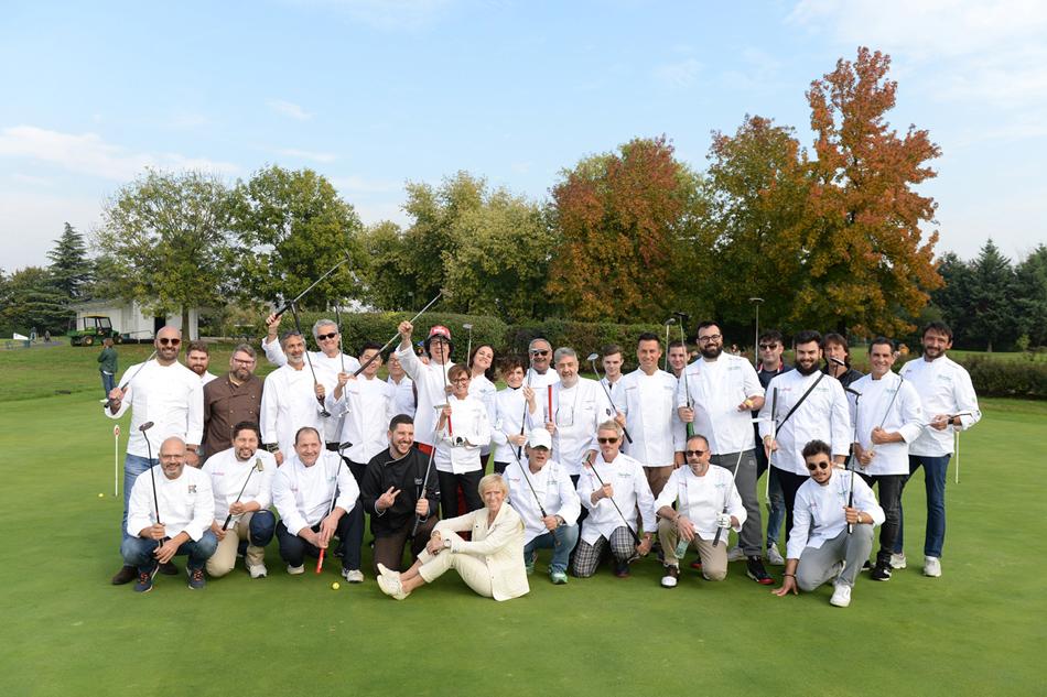 Chef in Green, tra golf e cucina si chiude la quinta edizione