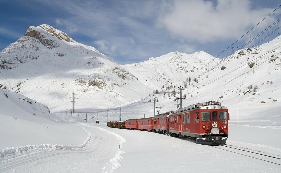 Svizzera, l'inverno tra neve e fondue