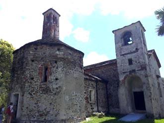 La pieve di San Lorenzo a Settimo Vittone
