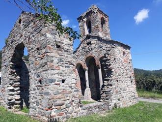 La chiesetta del Gesiun di Piverone