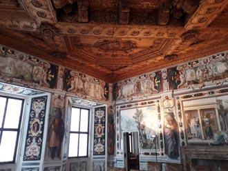 Il Palazzo Vertemate Franchi