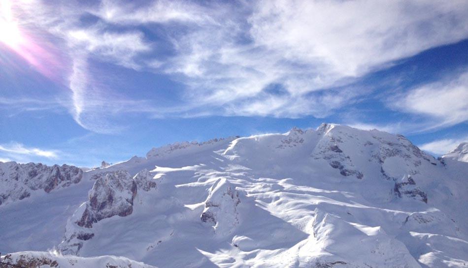 Il suono melodioso della montagna