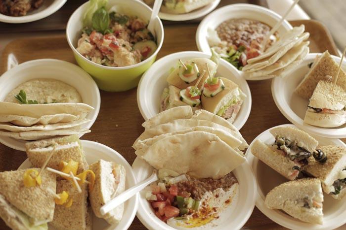 Carroponte, lo street food diventa bio