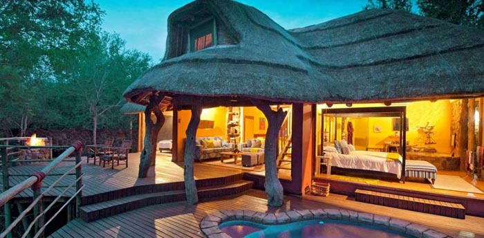 Lusso d'Africa, tra safari e airstream