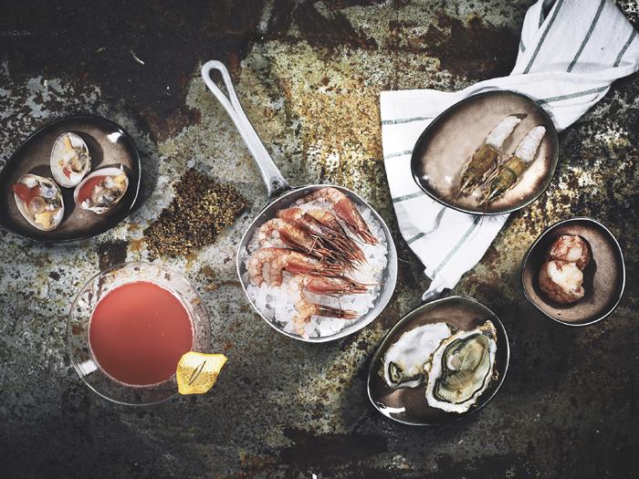 Milano, frutti di mare al ristorante con centro di depurazione