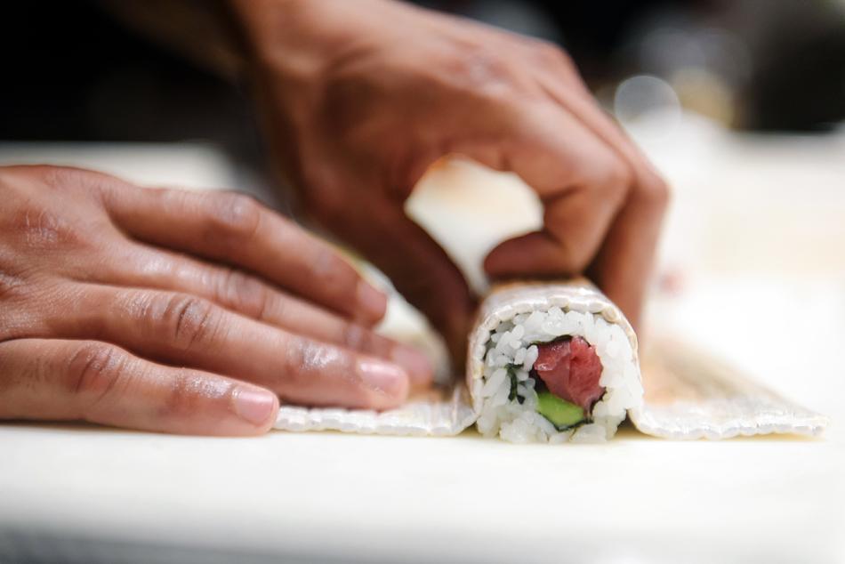 Nishiki, il nuovo menù gioca sugli accostamenti