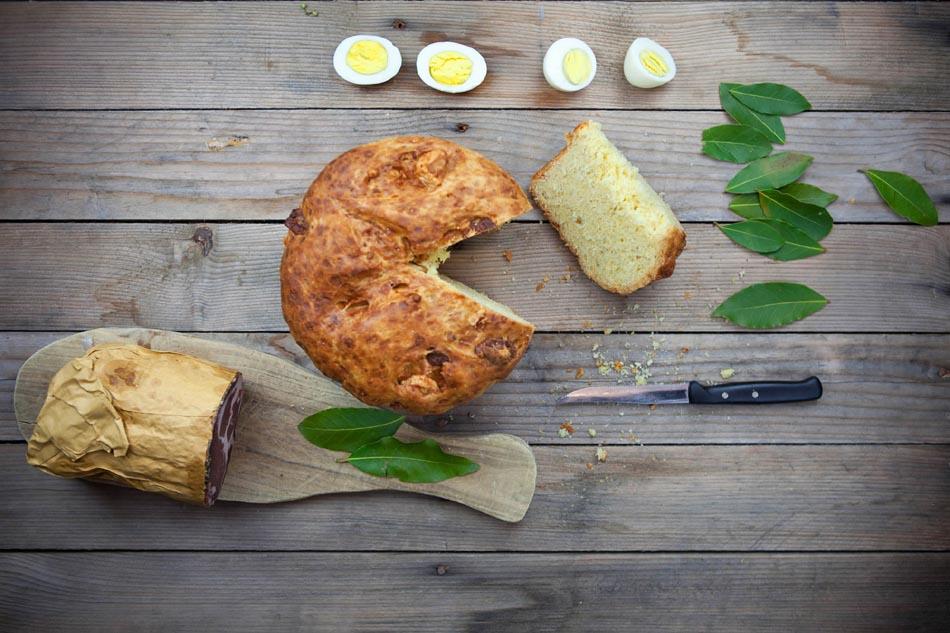 Umbria, la Pasqua comincia a colazione